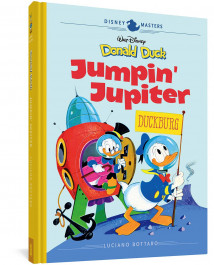 Donald Duck - Jumpin' Jupiter