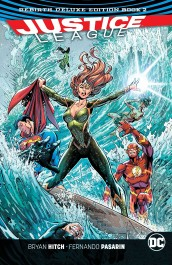 Justice League - The Rebirth Deluxe Edition 2