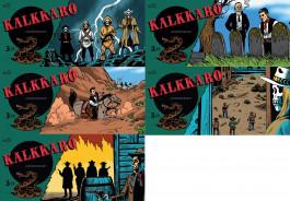 Kalkkaro 71-75 - Aavedesperadot