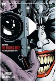 Batman - The Killing Joke The Deluxe Edition