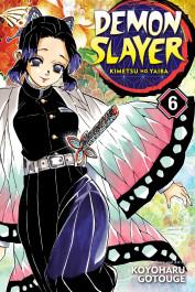 Demon Slayer - Kimetsu No Yaiba 6