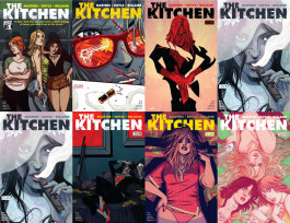 The Kitchen #1-8