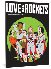 Love and Rockets #7