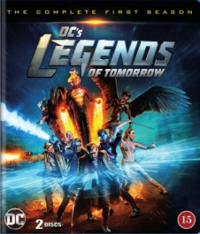Legends of Tomorrow - The Complete First Season (Blu-ray)