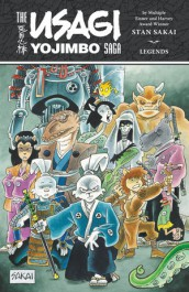 The Usagi Yojimbo Saga - Legends