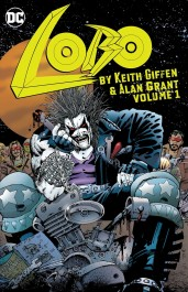 Lobo by Keith Giffen & Alan Grant 1