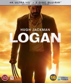 Logan (4K Ultra HD + 2 Disc Blu-ray)