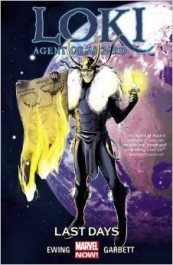 Loki, Agent of Asgard 3 - Last Days (K)