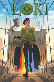 Loki - The God Who Fell to Earth