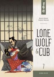 Lone Wolf & Cub Omnibus 7