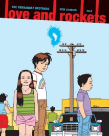 Love and Rockets New Stories 3