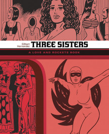 Love and Rockets - Three Sisters