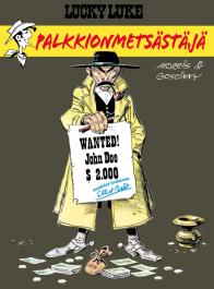 Lucky Luke 39 - Palkkionmetsästäjä