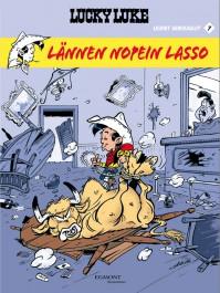 Lucky Luke uudet seikkailut 7 - Lännen nopein lasso