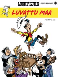 Lucky Luke uudet seikkailut 11 - Luvattu maa