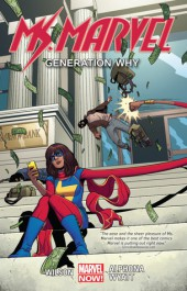 Ms. Marvel 2 - Generation Why