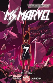 Ms. Marvel 4 - Last Days