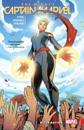 The Mighty Captain Marvel 1 - Alien Nation