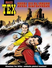 Tex Willer - Maxi-Tex 37 - Suuri kilpajuoksu