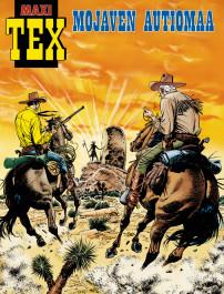 Tex Willer - Maxi-Tex 39: Mojaven autiomaa