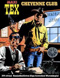 Tex Willer - Maxi-Tex 30: Cheyenne Club