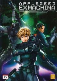 Appleseed Ex Machina (DVD)