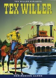 Tex Willer Kirjasto 35 - Merirosvon aarre