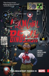 Moon Girl and Devil Dinosaur 3 - The Smartest There Is