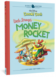 Donald Duck - Uncle Scrooge's Money Rocket