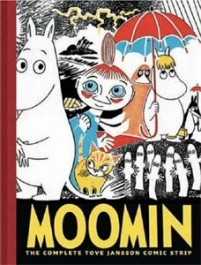 Moomin - The Complete Tove Jansson Comic Strip Book One (K)