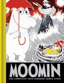 Moomin - The Complete Tove Jansson Comic Strip Book Four