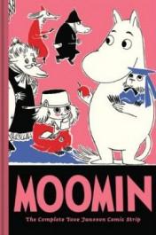 Moomin - The Complete Tove Jansson Comic Strip Book Five