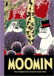 Moomin - The Complete Lars Jansson Comic Strip Book Nine