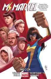 Ms. Marvel 8 - Mecca