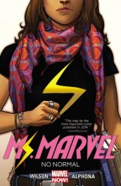 Ms. Marvel 1 - No Normal
