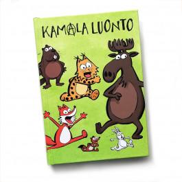 Kamala luonto -muistikirja - Eläinkuosi