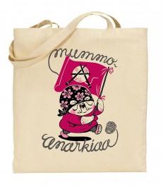 Mummo-anarkiaa -kangaskassi