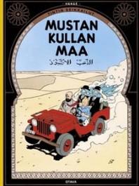 Tintin seikkailut 15 - Mustan kullan maa