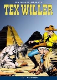 Tex Willer Kirjasto 25 - 13. muumio