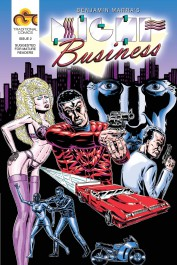 Night Business 2 - Bloody Nights Part 2