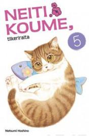 Neiti Koume, tiikeriraita 5