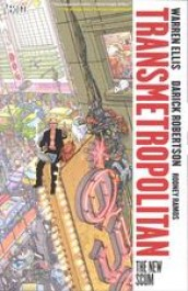 Transmetropolitan 4 - The New Scum