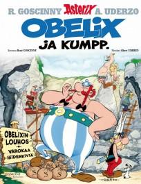 Asterix 23 - Obelix ja kumpp. (kovak.)