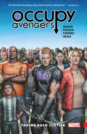 Occupy Avengers 1 - Taking Back Justice