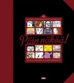 Päin näköä! 16 suomalaista sarjakuvataiteilijaa