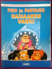 Pikon ja Fantasion seikkailuja 14 - Haisaaren vanki (K)