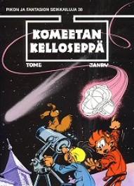 Piko ja Fantasio 38 - Komeetan kelloseppä
