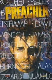 Preacher Deluxe - Viides kirja