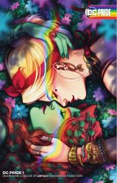 DC Pride #1 (JEN BARTEL COVER VARIANT)