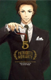 Patriootti Moriarty 5